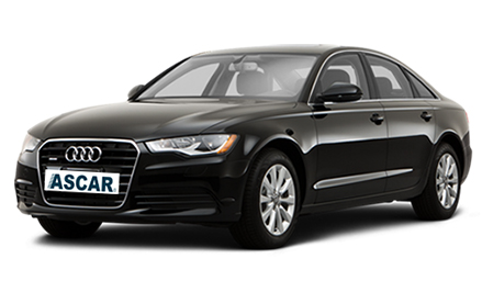 Audi A6 TDI Automatic (or similar)