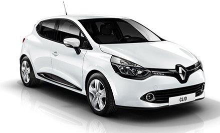 Renault Clio 1.5 Diesel (or similar)