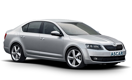 Skoda Octavia or Similar