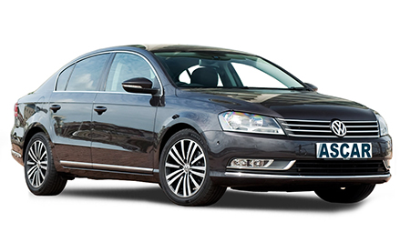 VW Passat (or similar)