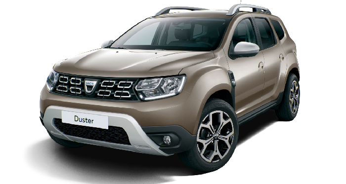 Dacia Duster (or similar)