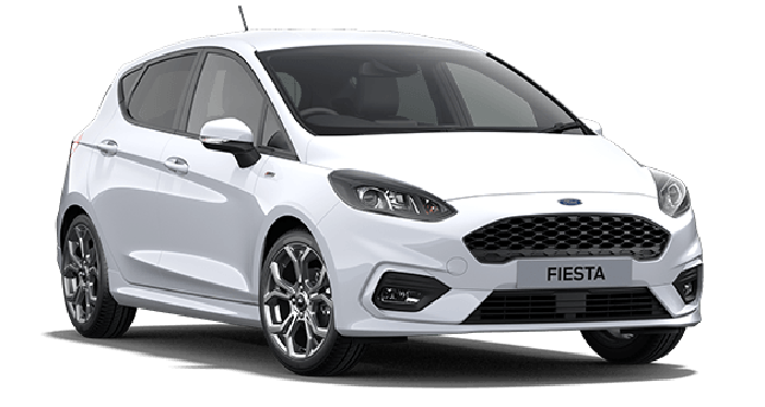 Ford Fiesta (or similar)