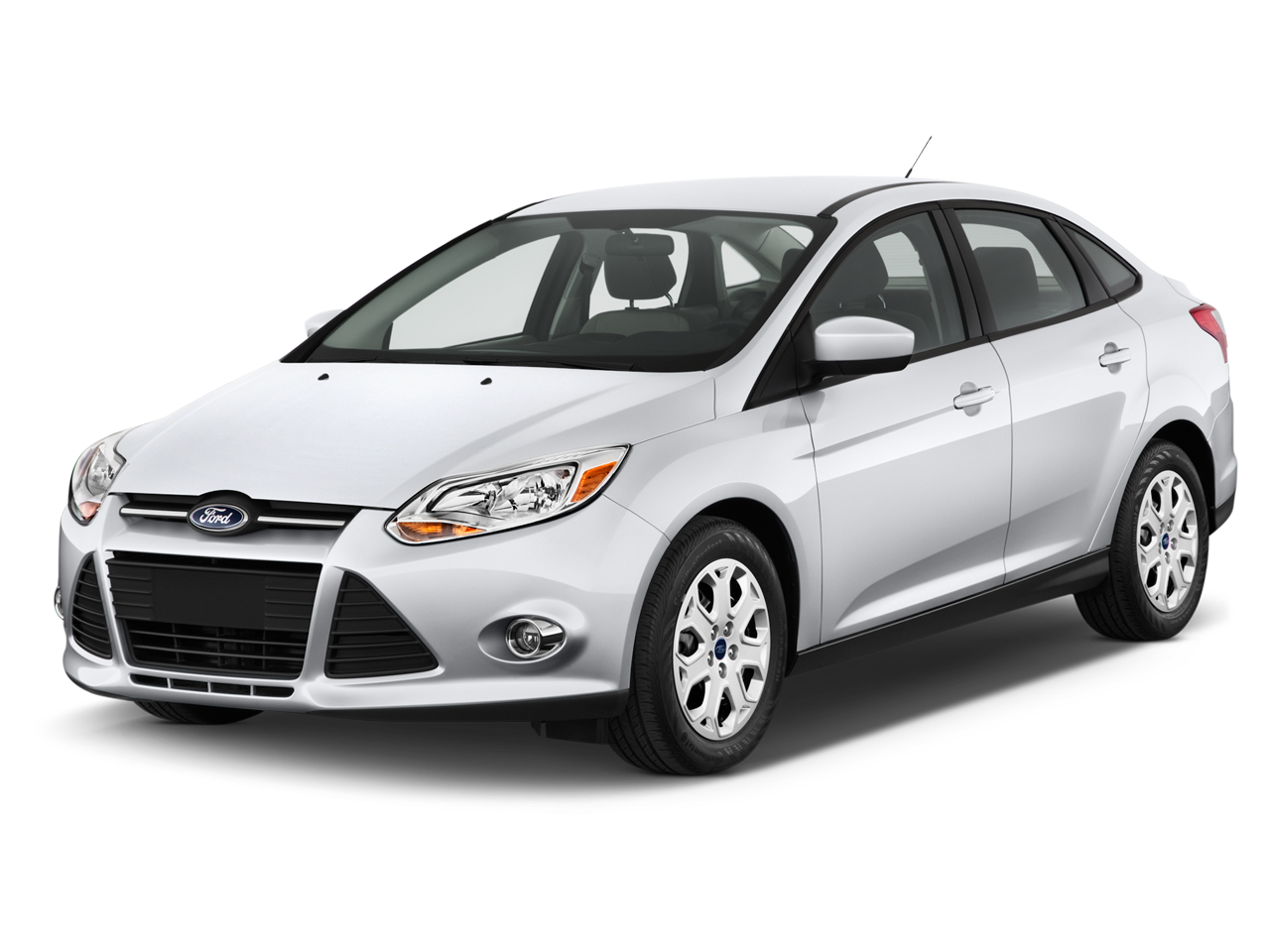 Ford Focus (or similar)