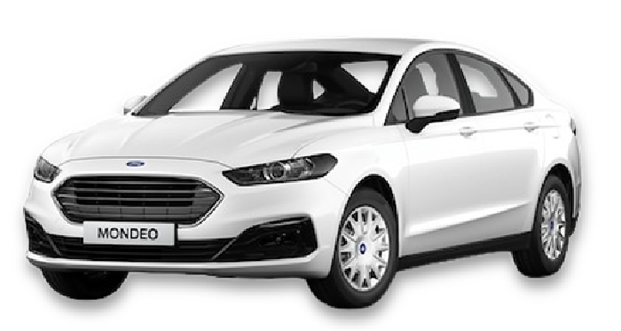 Ford Mondeo (or similar)