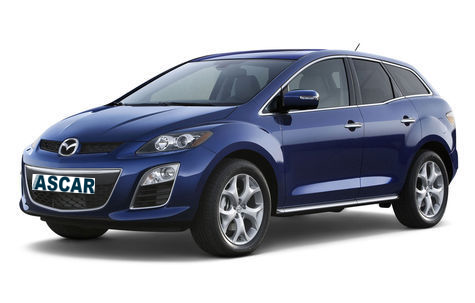 Mazda CX-7 (or similar)