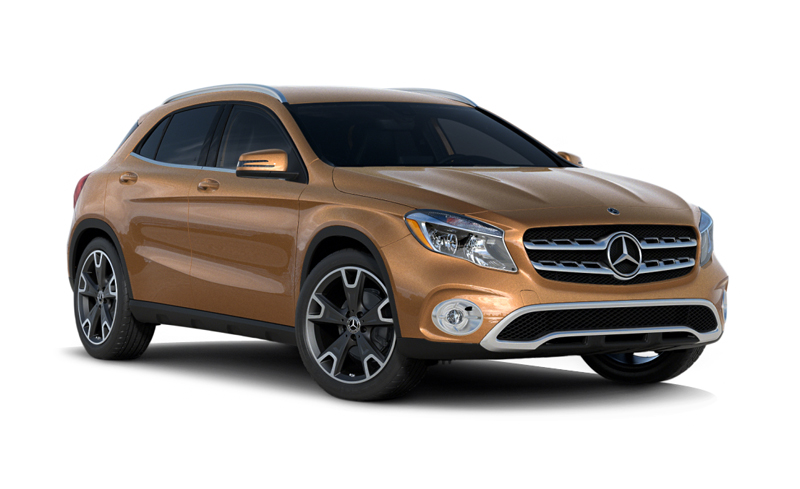 Mercedes GLA 4Matic