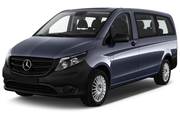 Mercedes Vito (8+1) or similar
