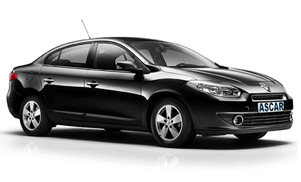 Renault Fluence (or similar)
