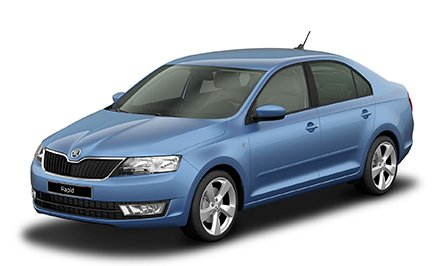 Skoda Rapid (or similar)
