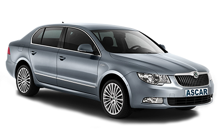 Skoda Superb (or similar)
