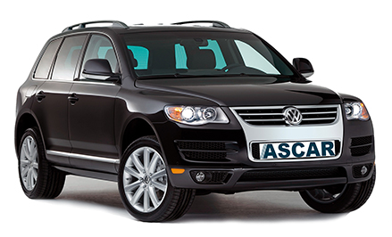 VW Touareg SUV (or similar)